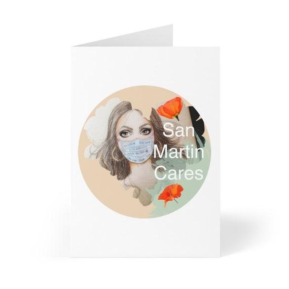 Greeting Cards (8 pcs) - 29