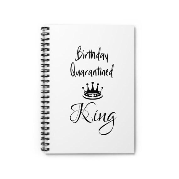 Spiral Notebook - Ruled Line - 18- happy birthday, congratulations, getting older, gift idea, fun, funny, birthday