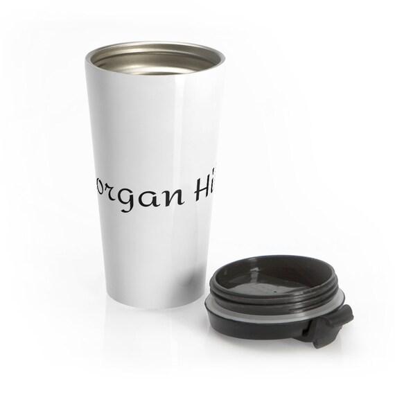 Stainless Steel Travel Mug - 410