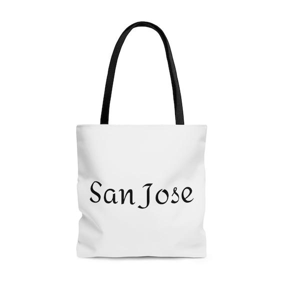 AOP Tote Bag- 117- for SouthCounty, Morgan Hill, Gilroy, San Jose, San Martin, San Jose, Bay Area