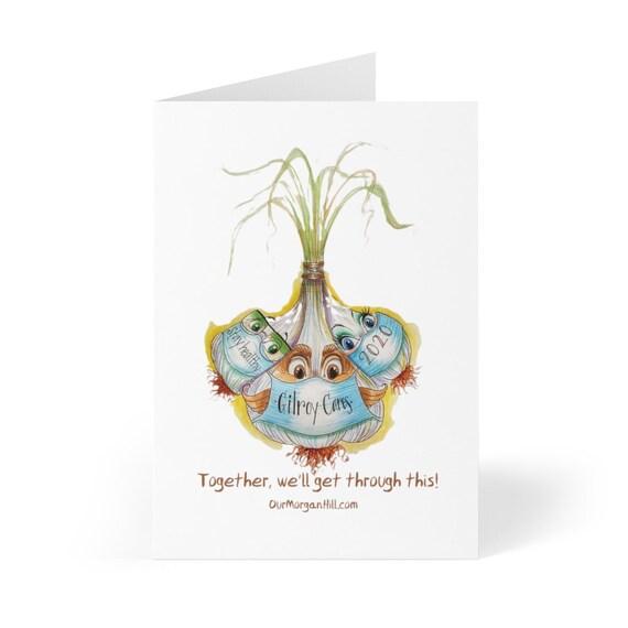 Greeting Cards (8 pcs) - 14