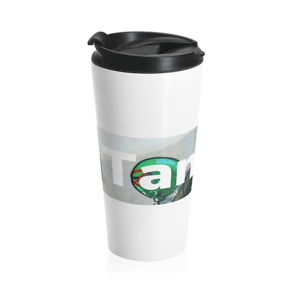 Stainless Steel Travel Mug - 424
