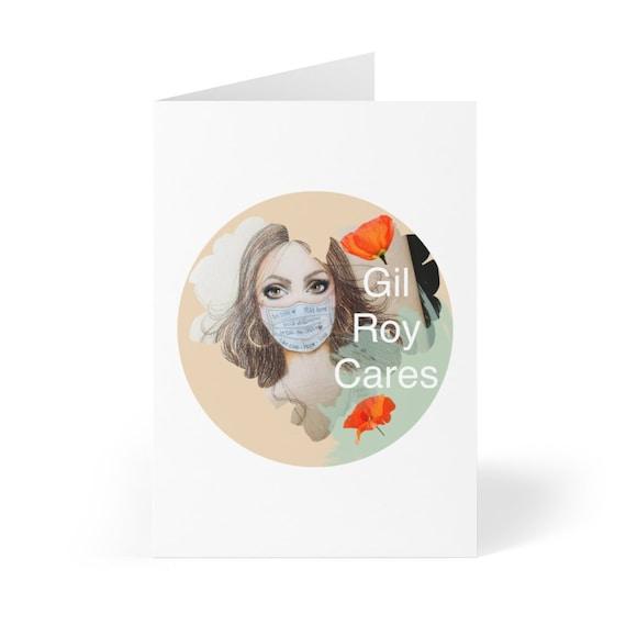 Greeting Cards (8 pcs) - 27