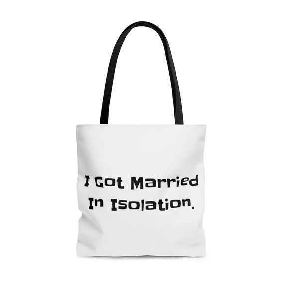 Tote Bag- 311- love, valentine, couple, engagement, wedding, marriage, shower, gift