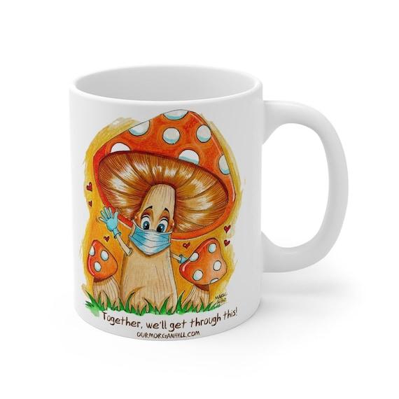 Mug 11oz - SIP-M-022- Stay strong gift