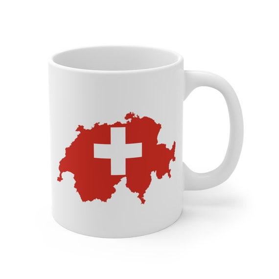 Mug 11oz - Swiss wear