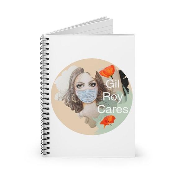 Spiral Notebook - Ruled Line - 40