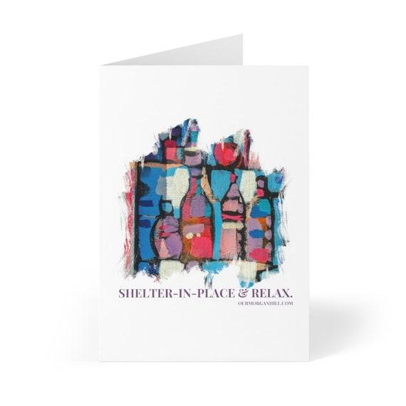 Greeting Cards (8 pcs) - 26