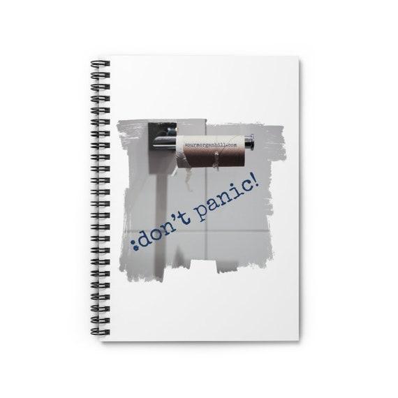 Spiral Notebook - Ruled Line - 13
