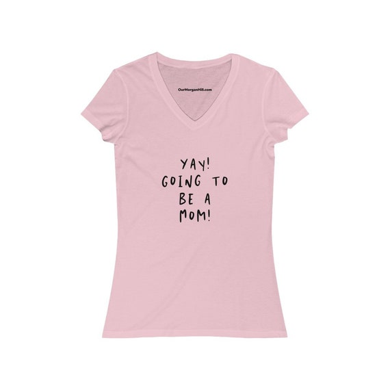 Women's Jersey Short Sleeve V-Neck Tee - 050620-25