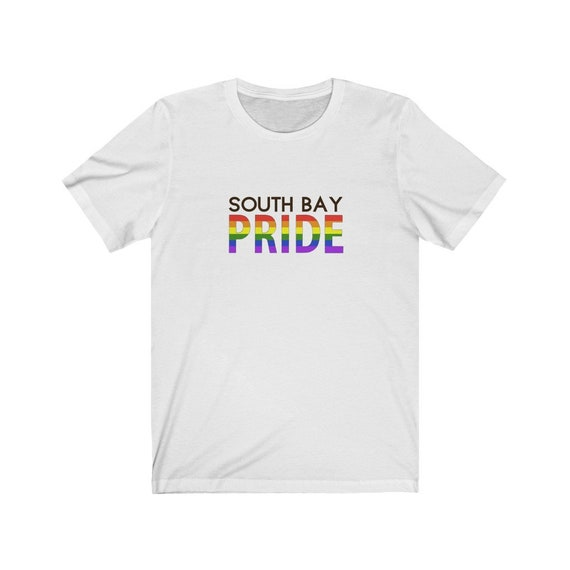 Unisex Jersey Short Sleeve Tee - show your pride