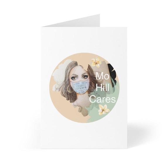 Greeting Cards (8 pcs) - 25