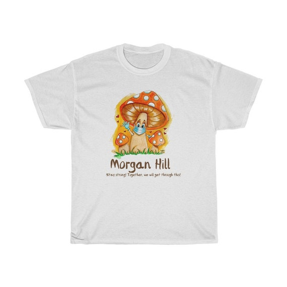 Unisex Heavy Cotton Tee - Stay strong