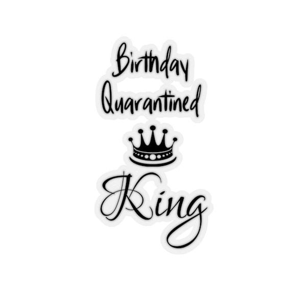Kiss-Cut Stickers - 2- happy birthday, congratulations, getting older, gift idea, fun, funny, birthday