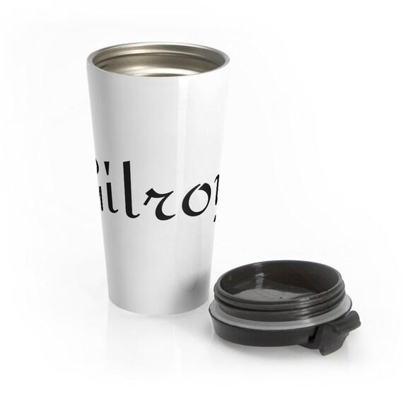 Stainless Steel Travel Mug - 407