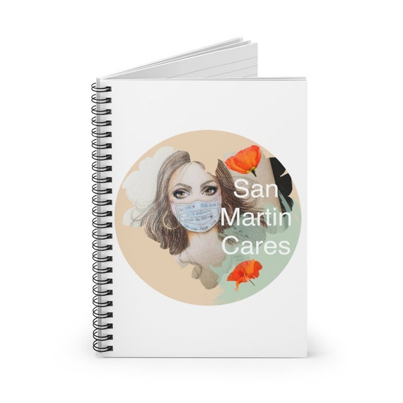 Spiral Notebook - Ruled Line - 41