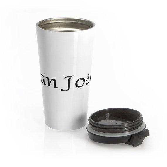 Stainless Steel Travel Mug - 411