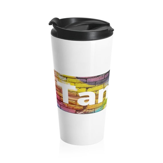 Stainless Steel Travel Mug - 423