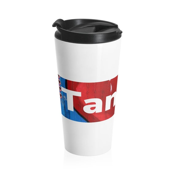 Stainless Steel Travel Mug - 422