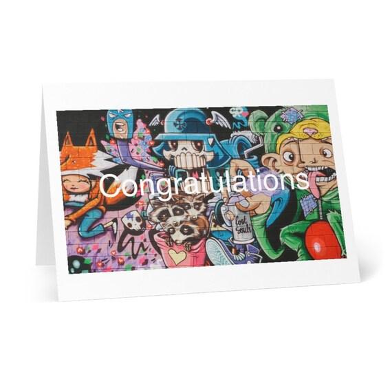 Greeting Cards (8 pcs) - 30