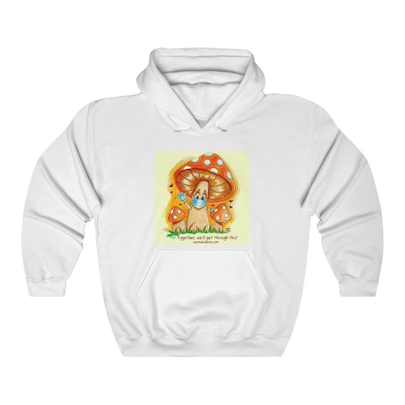Unisex Heavy Blend Hooded Sweatshirt - SIP-T-123- I'm over 2020, zoomed out, covid, stay-at-home, corona