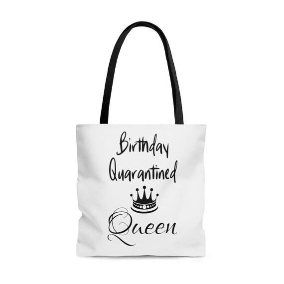 AOP Tote Bag - 5- happy birthday, congratulations, getting older, gift idea, fun, funny, birthday