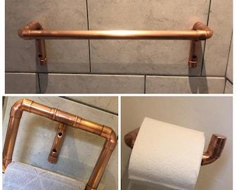 Copper Pipe Bathroom Fittings