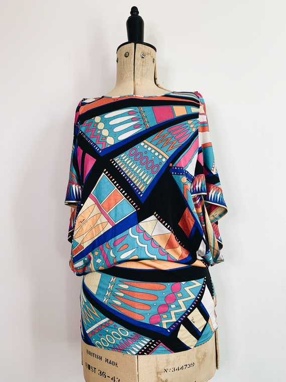 PUCCI 60s Silk Jersey TOP - image 2