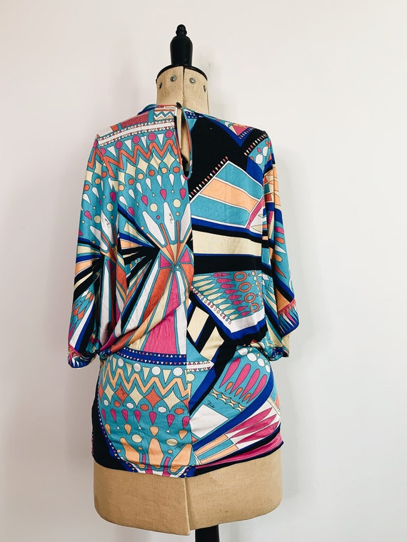 PUCCI 60s Silk Jersey TOP - image 6