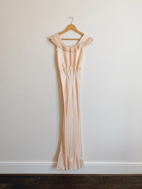 Silk Vintage nightdress