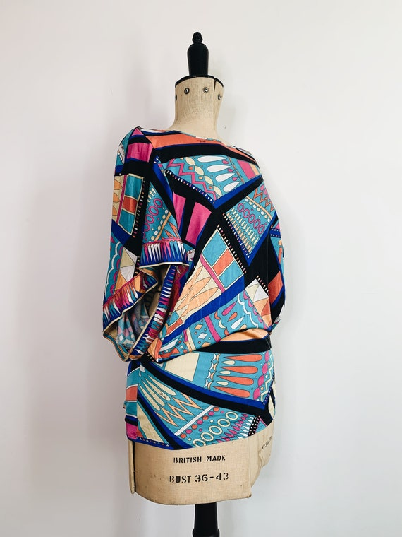 PUCCI 60s Silk Jersey TOP - image 3