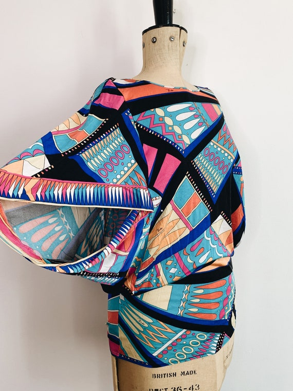 PUCCI 60s Silk Jersey TOP - image 4