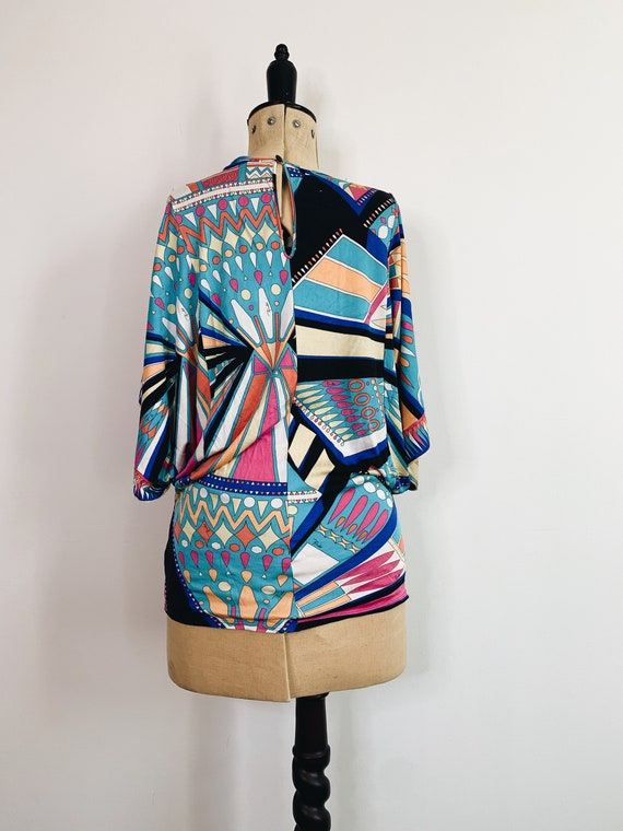 PUCCI 60s Silk Jersey TOP - image 5