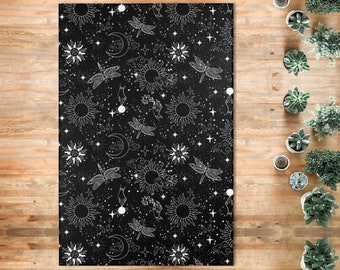 Witch Rug Etsy