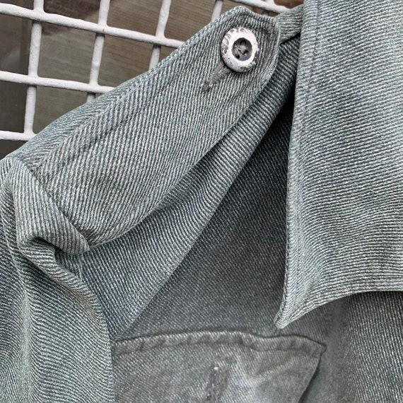 French workwear chore jacket - image 4