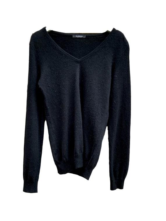 Black cashmere jumper #32