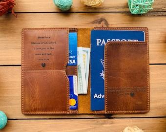 Personalized Passport Holder, Leather Passport Cover, Passport Case, Passport wallet,Personalized Passport Cover, Passport Gift