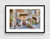 Fine Art  Photo Print, Tuscany,