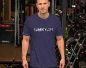 Liberty Loft Short-Sleeve Unisex T-Shirt