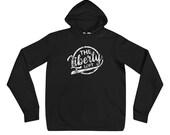 Liberty Loft Vintage Logo Unisex hoodie