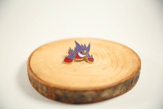 Mega Gengar Pokémon pin. - image 2