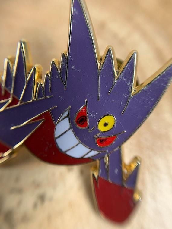 Mega Gengar Pokémon pin. - image 1