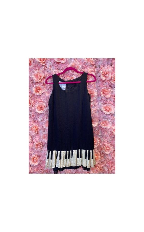 Moschino Piano Dress, Size USA 6, RARE
