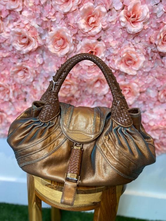 Fendi Spy Bag, Brown