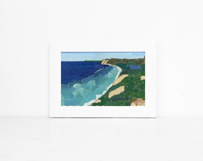 """Featured listing image: """"Empire Bluff"""" Print, 4x6"""""""