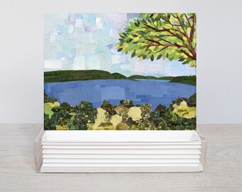 Big and Little Glen - Greeting Card Set