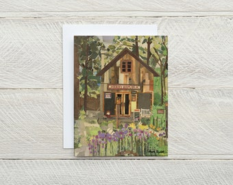 Summer is for Cherries - Individual Card