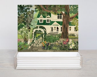 Thyme Inn - Greeting Card Set
