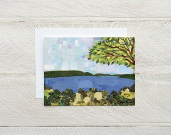 Big and Little Glen - Individual Card
