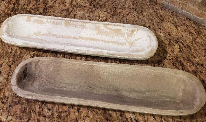 Unique Dough Bowl Candle Long /& Narrow approx 25 oz